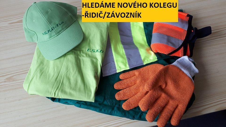 HLEDÁME NOVÉHO KOLEGU